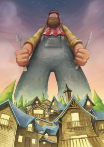 illustration-conte-ogre-breakfast-dejeuner-jeremy-parigi